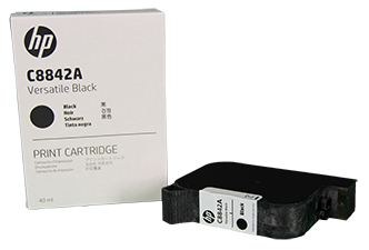 HP C8842A Versatile Black Ink Cartridge