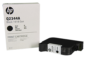 HP Q2344A Black 1918 Dye Ink Cartridge