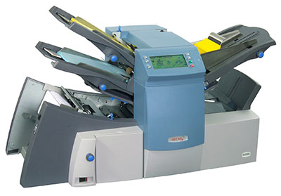 paper folder and envelope inserting machine