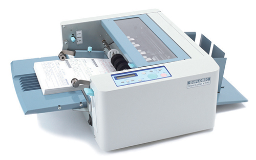 Duplo V-590 Cut Sheet Cutter