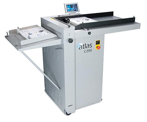 Formax Atlas C200 Automatic Creaser