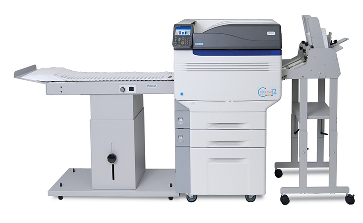 Formax ColorMax T4 Digital Color Multimedia Printer