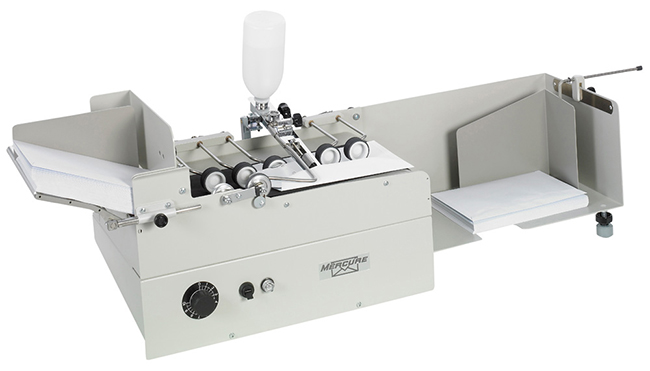 AD-Mercure 730 Automatic Envelope Sealer