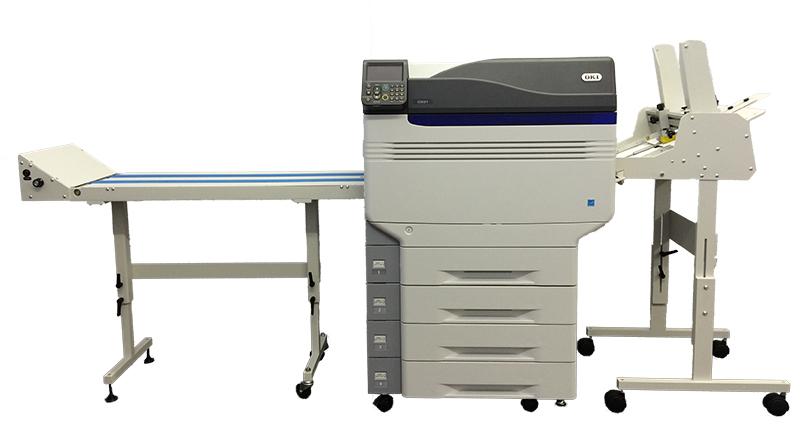 Addrex ADC-931mm Color Envelope & Multimedia Printing System