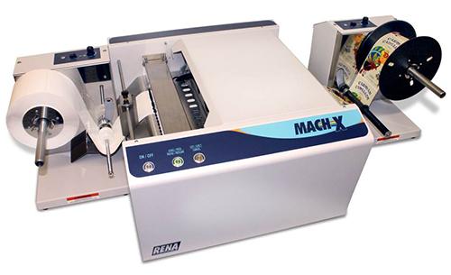 Rena Mach X Digital Color Label Printer
