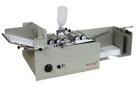 Secap 720 Automatic Envelope Sealer Mercure Envelope Sealer