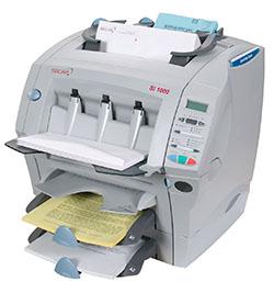 Used Secap Si 1000 Folder Inserter Folding And Inserting