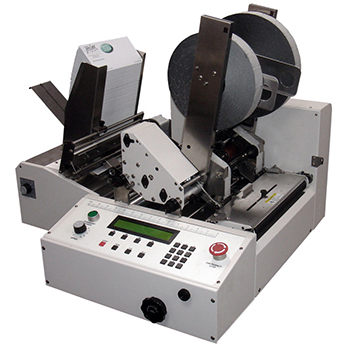 Pitney Bowes W360 Multi-Side, Multi-Tabber and Stamp Affixer