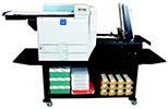 Pitney Bowes DP50 Series Color Digital Printer