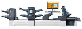 Pitney Bowes Relay 7000 Folder Inserter, Folding and Inserting Machine